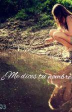 ¿Me Dices Tu Nombre? by didisg03