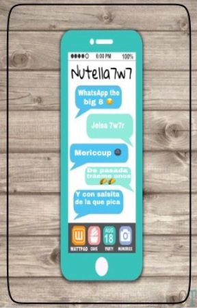 WhatsApp The Big 8 ||Terminada||  >Editada< by Nutella7w7