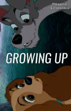 growing up [larry mpreg au] by blueperries
