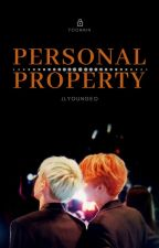 Personal Property ↓ Yoonmin  by -jhoehoehoe