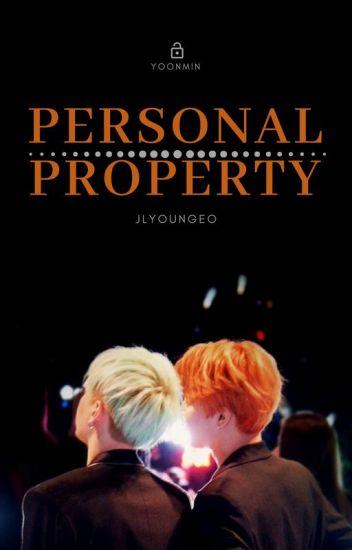 Personal Property ↓ Yoonmin