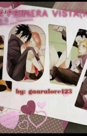 Amor A Primera Vista( Naruto)