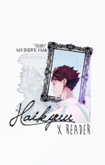 Of Love and Lust ⇹ Haikyuu x Reader One Shots