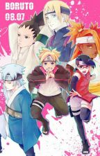Times haven't change (Boruto) by Ktl_pjm