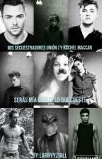 Mis Secuestradores (Union J , Rachel MaCcan)(1tem) by LarryyZiall