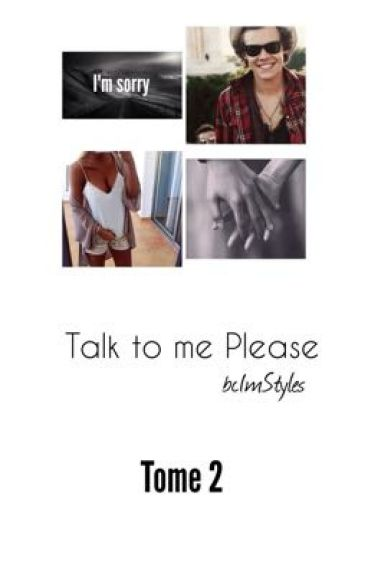 Talk to me Please | Tome 2