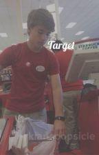 target ; jack gilinsky by deadlygilinsky