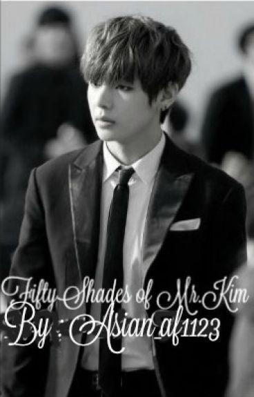 Fifty Shades of Kim Taehyung (BTS) {OneShot}
