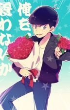 Shy! Reader x Karamatsu - New Neighbor by ChidoriKitty