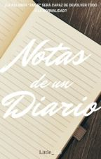 """Notas de un diario"" by Little__Cat"