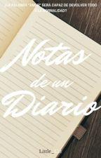 """""""Notas de un diario"""" by Little__Cat"""