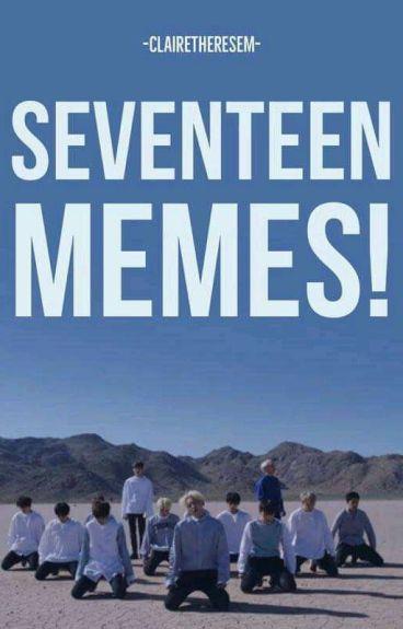SEVENTEEN MEMES!