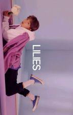 Lilies ↯ yoonmin by sobilogy
