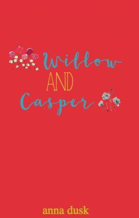 Willow and Casper by desertedd