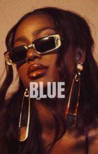 BLUE. :: ZAYN by strangertings