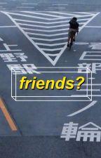 FRIENDS? by yoon_gi
