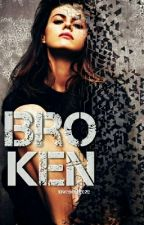 Broken 》Teen Wolf  by lovethebreeze