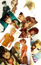 The 7 Half Bloods At High School by SomeFanfic_Stories