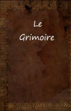 Le Grimoire (Rant Book) by Intales16
