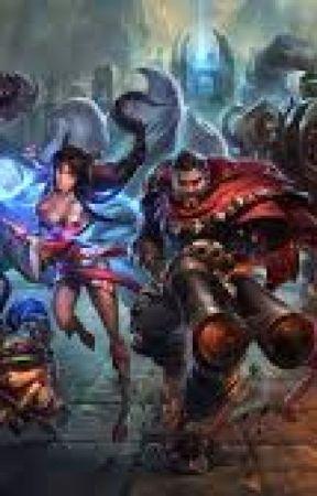 league of legends lore fanfics tips ekko x jinx wattpad