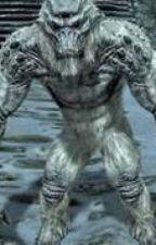Bert The Average Frost Troll (A Skyrim Fanfiction) by EricVisser