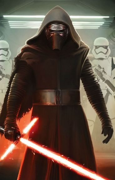Falling for Kylo Ren (Based on the Star Wars Movie, The Force Awakens)