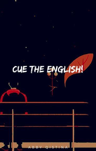 cue the english! [bangtan]