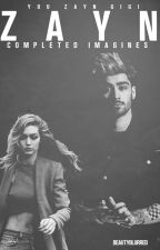 ZAYN ↝ Completed by beautyblurred