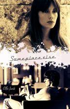 Someplace else (George Harrison) by MrsMoonlightO
