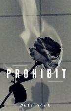 Prohibit • Sirius Black •  by Deviancee