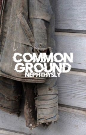 Common Ground ● B.Blake [1] by nephthysly