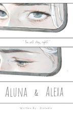Aluna & Alexa by Dintadin
