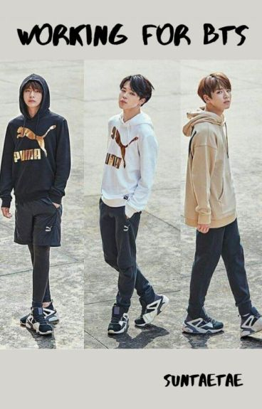 Working for... BTS!? (Maknae Line; Jimin, V, Jungkook Fanfic)