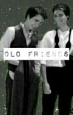 Old Friends // F. & G. Weasley by xWIRDOx
