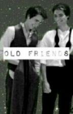 Old Friends // F. & G. Weasley by xWIRDOx