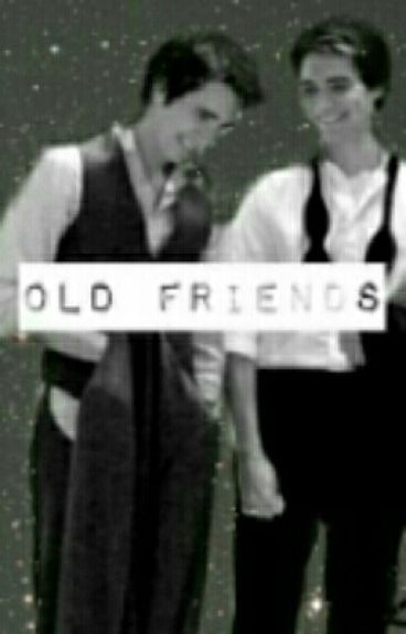 Old Friends // F. & G. Weasley