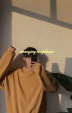 Annoying Neighbour   Jjk by kiyochae-