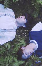You light up my darkest skies ( Xiuchen )  by ShinzuOrokamono