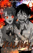 Luffy's Jealousy  by Alex_Ice_Maiden