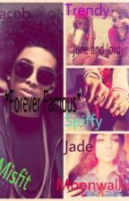 *Forever Famous*(A princeton love story) by _TwoBraids_