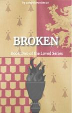 Broken :||: Lily Potter, Harry Potter's Twin Sister Book 2 by 19hoadleys
