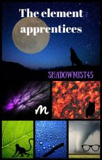 The Element apprentices(a Vanoss crew fanfic) by Shadowmist45