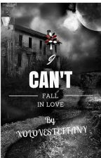 I Can't Fall In Love by xolovesteffany