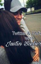 Twitter & DM's | Justin Bieber by kdrawhl