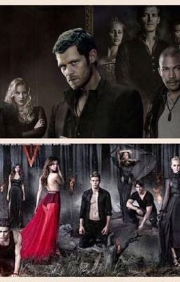 Originals/ Vampire Diaries preferences