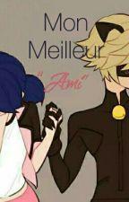 "Mon Meilleur ""Ami"" »MariChat« by VioletEvansMonet"