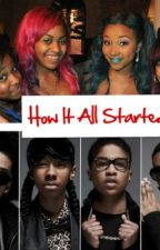 How It All Started by im_mindlessxoxo