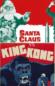Claus vs. Kong by ahlhelm