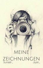 Meine Zeichnungen by DieUnbekanntePoetin