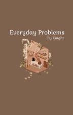 EVERYDAY PROBLEMS  a Namjin fanfic by Genieme13